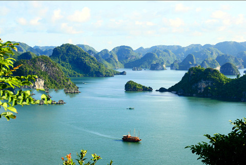 南宁,越南下龙湾,天堂岛,巡州岛,河内 双飞纯玩六日游